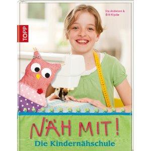 Näh-mit Nählernbuch für Kinder